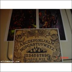 BEAUTIFULLY ILLUSTRATED VOODOO MAGICK BOOK OF SHADOW PAGES   $15.00