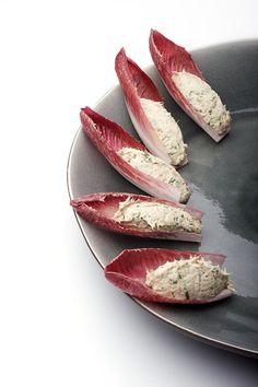 Gerookte makreel-hangop rilette - Gastronomixs