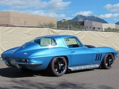 1966 CHEVROLET CORVETTE CUSTOM COUPE Maintenance/restoration of old/vintage vehicles: the material for new cogs/casters/gears/pads could be cast polyamide which I (Cast polyamide) can produce. My contact: tatjana.alic@windowslive.com