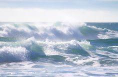 Ocean Waves Crashing Photograph by Athena Mckinzie