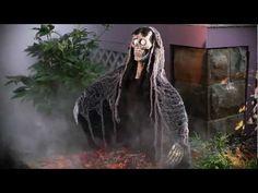 Groundbreaker Ghoul Animated Halloween Decoration Video