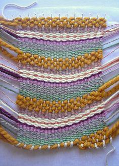 Second pin weaving | Flickr - Photo Sharing!