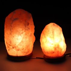 Salt Lamps Near Me Pleasing Eric Bought Me A Himalayan Salt Lamp So In Love With It Inspiration Design