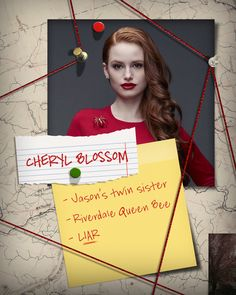 What happened at Sweetwater River? Get to know the suspects and theories on Riverdale: www.cwtv.com/shows/riverdale