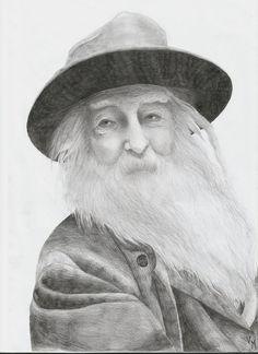 Walt Whitman by ImaginativeWanderer on deviantART