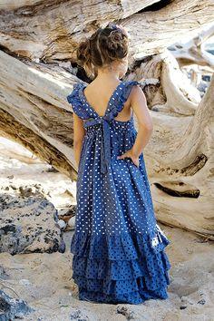 Cosette Dress Pattern by Violette Field Threads