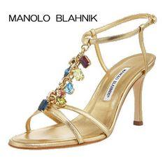 MANOLO BLAHNIK マノロ・ブラニク サンダル