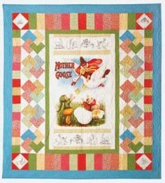 Free Panel Quilt Patterns