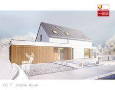 Modern Barn House, Modern House Design, Forest View, Narrow House, Villas, Townhouse, Tiny House, Exterior, Cabin