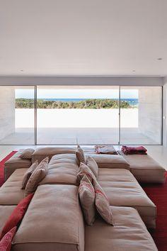 "vividessentials: "" Casa del Infinito Luxury Residence – Tarifa, Cádiz, Spain   vividessentialsVisit VIvid Essentials on Instagram! """