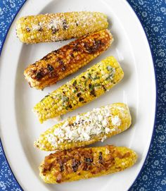 This Mexican-style recipe for grilled corn will instantly liven up your fiesta.