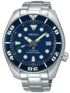 Seiko SBDC033 Automatic Sumo Prospex Dive Watch