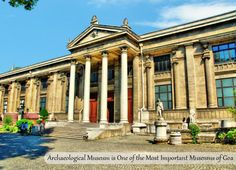 Archaeological Museum was set up in 1964, NS reorganised in 1981–82. It is run by the #Government_of_India's Archaeological Survey of India and is situated in the former Portuguese colonial #capital of Old Goa, a historic one-time city which now attracts a large number of #tourists. Archaeological museum is one of the most #important museums of Goa. Get More info about #Archaeological #Museum in #Goa with #Go_Visit _Goa.  http://www.govisitgoa.com/museums-in-goa/archaeological-museum.html