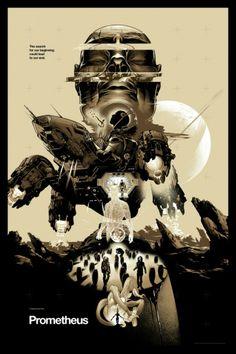 Martin Ansin - Prometheus Variant
