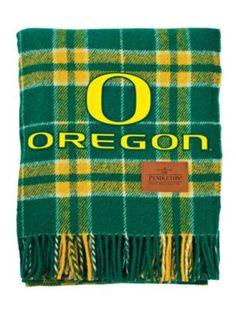 Pendleton's University of Oregon