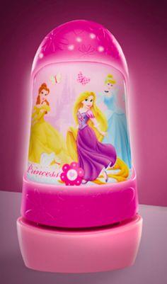 Veilleuse princesses Go Glow test et concours