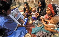 Educating refugees on RH  By: http://www.who.int/topics/reproductive_health/en/