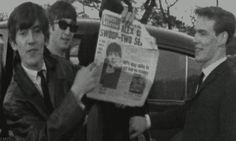 The time Paul kept his ego in check. | 15 Times The Beatles Were Funnier Than You