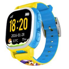FOR KIDS, Waterproof Capactive Touch Screen Bluetooth V4.0 Phone w/ Real-time GPS Tracking SOS Emergency Call From 129,~for Euro 81,15