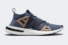The adidas Arkyn offers a new standard for fashion forward feminine footwear with a blend of street, sport and runway style.