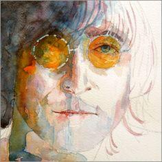 Paul Paul Lovering Arts - John Winston Lennon