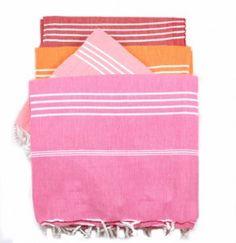 Turkish-T Basic Bath Towels. Beautiful, organic, and fashionable!