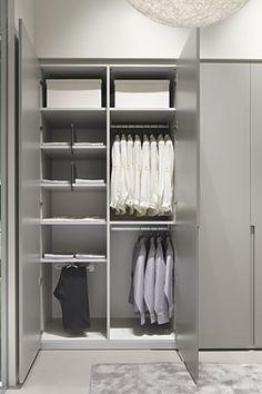 Armarios lema puerta corredera coplanar muebles de - Disenar un armario empotrado ...