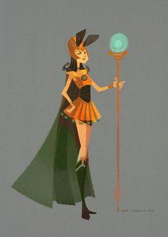 Ann Marcellino - Sailor Loki