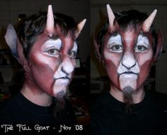 face painting and body art favourites by lady-dark-art on ...