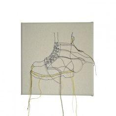 Doc Martens / art canvas