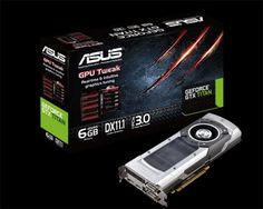 Asus launches Nvidia GeForce GTX Titan video card - SlashGear