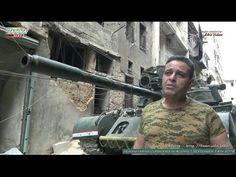 Guerra na Síria - Corredores humanitários em Aleppo - 14.09.2016