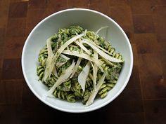 nettles in pasta