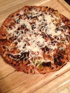 In-House Cook:   Fritos Taco Pizza I have not even checked, gener...