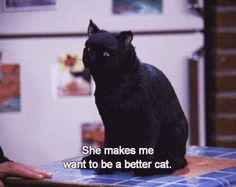"""And accept the love. 