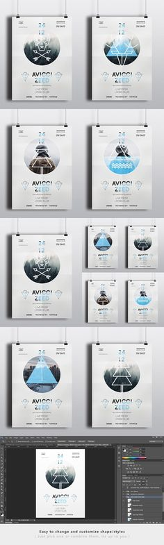 Tour Travel Agency Flyer Template Poster Templates