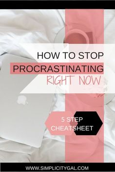 Entrepreneurs, Bloggers - Learn How To Stop Procrastinating Right Now! Struggling with productivity? So many ideas..projects... so much to do? You see I know what it feels like when you've so much to do, when you've important tasks you really need to get done but you simply just don't have the drive, you're heads not in the game. But this awesome technique I've learnt gets me out of that zone and not give procrastination a chance!
