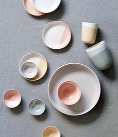 Brooke Thorn stoneware | Style | Homewares :: Gourmet Traveller