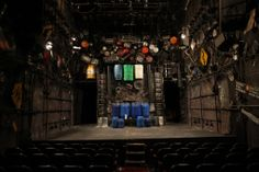 STOMP stage