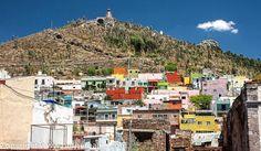 Colorful Zacatecas, Mexico