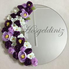 İnstagram:bebeksekeri1 Floral Wreath, Crown, Wreaths, Instagram, Home Decor, Floral Crown, Corona, Decoration Home, Door Wreaths