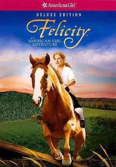 Felicity Merriman makes it to the screen in this full-length movie about the sprightly nine-year-old girl. The story follows her as she comes across a beautiful horse who has been cruelly mistreated b