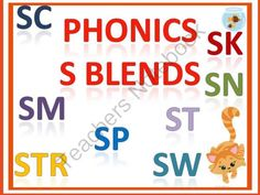 Phonics S Blends from Donna-Thompson on TeachersNotebook.com -  (12 pages)  - This product is a collection S blend sounds of words. Students can practice reading, saying, spelling, tracing, and writing these printable.