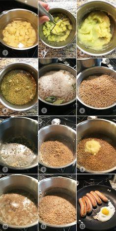 Zdravá čočka na kyselo - foto postup Beans, Vegetables, Cooking, Food, Kitchen, Essen, Vegetable Recipes, Meals, Yemek