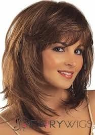"Hairstyles Haircuts Prepossessing Pretty Shag Hairstyles  18 Photos Of The ""wispy Bangs Fine Long"
