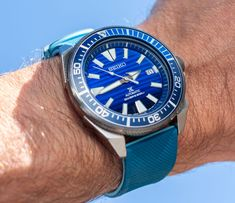 f81f7957d8920 Seiko Prospex SRPC93  Save The Ocean  Samurai Dive Watch Review Wrist Time  Reviews