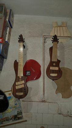 "26"" & 17"" scale travel bass"