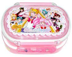 Very Rare Sailor Moon Bento Box and I want it!!!!
