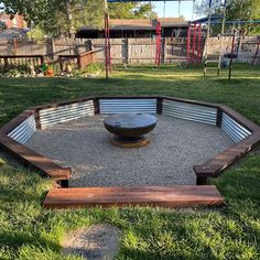 Fire Pit Seating, Fire Pit Area, Diy Fire Pit, Fire Pit Backyard, Backyard Patio, Fire Pit Off Patio, Back Yard Fire Pit, Deck With Fire Pit, Sunken Patio