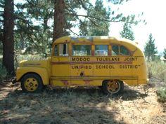 1948 Ford F-5 Wayne Body Short Shorty School Bus Vintage Trucks, Old Trucks, Fire Trucks, Pickup Trucks, U Haul Truck, Train Truck, Ford Lincoln Mercury, Old School Bus, School Buses